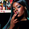 """Azealia Banks On """"Yung Rapunxel"""" And The """"C-Word"""""""