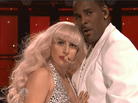 "Lady GaGa & R. Kelly Perform ""Do What U Want"" On SNL"