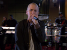 "Eminem Performs ""Berzerk"" Live On BBC Radio 1"