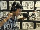 "Wiz Khalifa Previews New Song ""Drop It Down On It"" On Power 106"