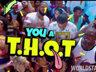"The Game Feat. Problem, Bad Lucc & Huddy ""T.H.O.T."" Video"