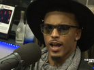 August Alsina On The Breakfast Club