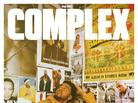 J. Cole Covers Complex, Talks Business & New Album