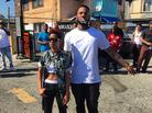 "The Game & DeJ Loaf Shoot ""Ambitionz Of A Rida"" Video"
