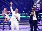 "Pitbull & Chris Brown Perform ""Fun"" On American Idol"