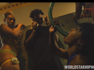"Travis Porter ""Where Them Dollars At"" Video"
