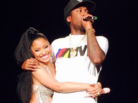 "Nicki Minaj Calls Meek Mill Her ""Baby Father"" Onstage"