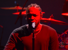 "Kendrick Lamar Performs ""To Pimp A Butterfly"" Medley On Stephen Colbert"