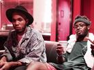 """Stream Anderson .Paak & Knxledge's 6-Track EP """"Link Up & Suede"""""""