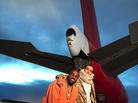 "French Montana, Kanye West, & Nas Shoot Music Video For ""Figure It Out"""