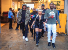 """Meek Mill Performs For The First Time In Months At Beyonce's """"Formation"""" Show In Philly"""