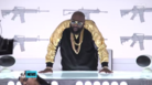 "Rick Ross Feat. Future ""No Games (Behind The Scenes)"" Video"