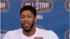 Anthony Davis Sounds Like Everyone When They Clock In For Work
