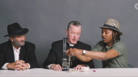 A Rabbi, A Priest, And An Atheist Smoke Weed Together