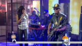 """B.o.B And Priscilla Perform """"John Doe"""" On The Today Show"""