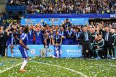 "Chelsea Celebrate Premier League Title By Singing O.T. Genasis' ""CoCo"""