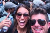 Robin Thicke Is Marrying A 20-Year-Old
