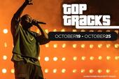 Top Tracks: October 19 - October 25