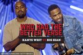 Who Had The Better Verse: Kanye West Vs. Big Sean