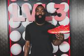 James Harden Teases The Release Of His First Signature Sneaker