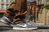 """Release Reminder: Cement Printed """"Road"""" Nike SB Dunk Low Drops Tomorrow"""