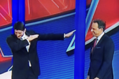 Twitter Reacts To Speaker Paul Ryan Dabbing On CNN