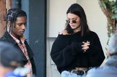 A$AP Rocky & Kendall Jenner Spotted At NYC Club