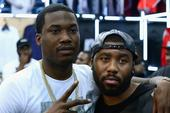 Meek Mill Rescues Cat Whose Head Was Stuck In A Can
