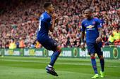 "Manchester United's Jesse Lingard Channels Drake's ""More Life"" In Goal Celebration"