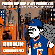 Consequence - Bubblin' (Freestyle)