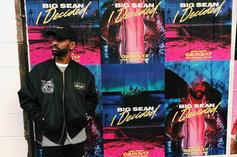 """Big Sean's """"Bounce Back"""" Goes Gold"""