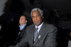 Charles Oakley Will Be In Cleveland For Tonight's Cavs/Knicks Game
