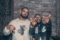 Drake & Tory Lanez Squash Beef; Share Picture With One Another On IG