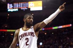 Report: Kyrie Irving Willing To Push For Trade If LeBron Leaves Cleveland
