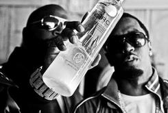 Rick Ross Signs New Deal With Diddy's Ciroc Vodka