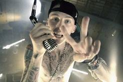 "Machine Gun Kelly Announces ""Lace Up Tour"""