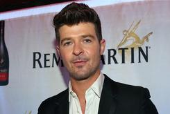 Robin Thicke Announces Tour With Jessie J