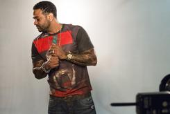 Jim Jones Arrested For Driving High