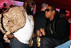 "Rick Ross Reveals Artwork For Jay Z-Featured Single ""The Devil Is A Lie"" [Update: Track Drops Today, New Art Revealed]"