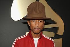 "Pharrell Sees ""G I R L"" As An Ode To Women, Admits It's Not Perfect"