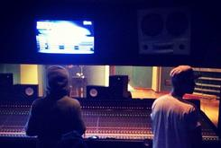 Justin Bieber And Lil Wayne Were In The Studio Together