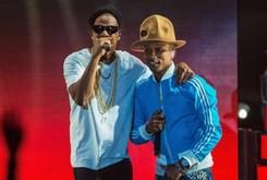 Pharrell Brought Out Jay Z, T.I., Pusha T and Usher At Coachella Last Night