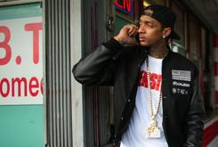 """Nipsey Hussle Arrested For """"Obstructing A Peace Officer"""""""