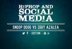Hip-Hop & Social Media: Snoop Vs. Iggy Edition