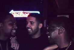 Drake Celebrates His Birthday By Shmoney Dancing At Dave & Busters In NYC