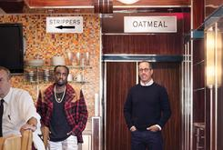 Wale & Jerry Seinfeld Cover Complex