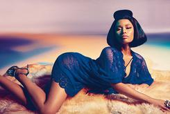 Nicki Minaj Models In New Roberto Cavalli Campaign