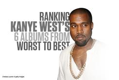 Ranking Kanye West's 6 Albums From Worst To Best