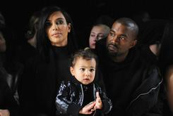 Kanye West Gets North West and Donda West's Birthdates Tattooed On Him