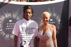 "Amber Rose Calls Wiz Khalifa Her ""#ManCrushEveryday"" On Instagram"